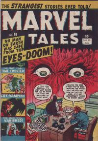 Cover Thumbnail for Marvel Tales (Bell Features, 1950 series) #98