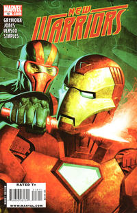 Cover Thumbnail for New Warriors (Marvel, 2007 series) #18