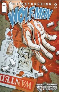 Cover Thumbnail for The Astounding Wolf-Man (Image, 2007 series) #9