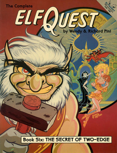 Cover for The Complete ElfQuest (WaRP Graphics, 1988 series) #6