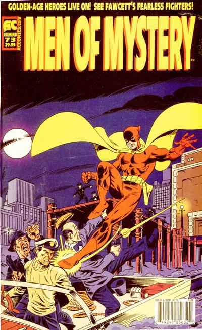 Cover for Men of Mystery Comics (AC, 1999 series) #73