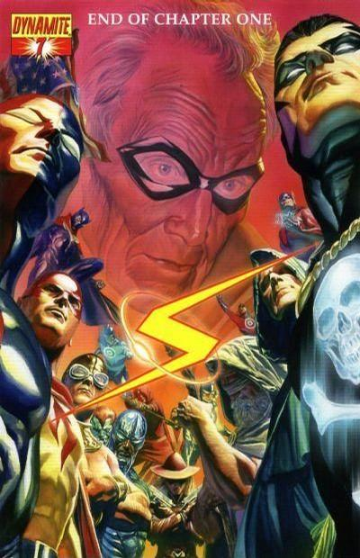 Cover for Project Superpowers (Dynamite Entertainment, 2008 series) #7