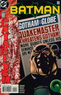 Cover for Batman (DC, 1940 series) #554
