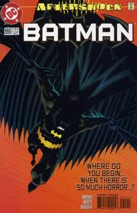 Cover Thumbnail for Batman (DC, 1940 series) #555