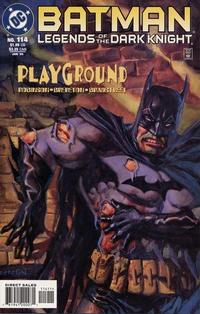 Cover Thumbnail for Batman: Legends of the Dark Knight (DC, 1992 series) #114