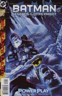 Cover Thumbnail for Batman: Legends of the Dark Knight (DC, 1992 series) #121