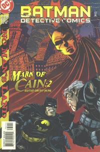 Cover Thumbnail for Detective Comics (DC, 1937 series) #734