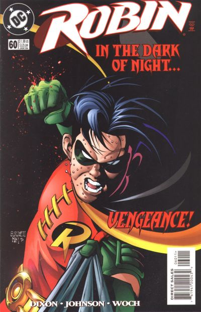 Cover for Robin (DC, 1993 series) #60