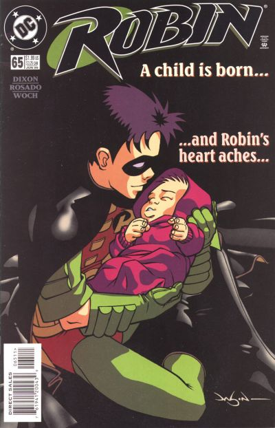 Cover for Robin (DC, 1993 series) #65