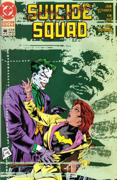 Cover for Suicide Squad (DC, 1987 series) #48