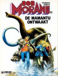 Cover Thumbnail for Bob Morane (Le Lombard, 1975 series) #17 - De Mamantu ontwaakt
