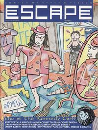 Cover Thumbnail for Escape (Escape Publishing, 1983 series) #8