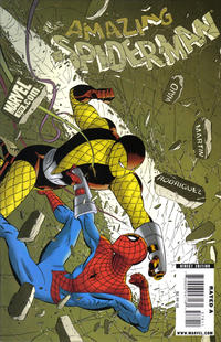Cover Thumbnail for The Amazing Spider-Man (Marvel, 1999 series) #579 [Direct Edition]