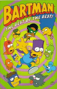 Cover Thumbnail for Bartman: The Best of the Best! (HarperCollins, 1995 series)