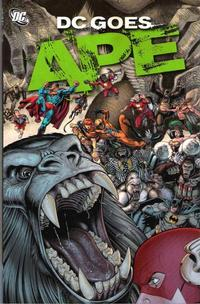 Cover Thumbnail for DC Goes Ape (DC, 2008 series) #1