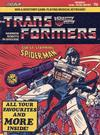Cover for Transformers (Marvel UK, 1984 series) #6
