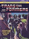 Cover for Transformers (Marvel UK, 1984 series) #10