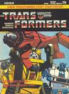 Cover for Transformers (Marvel UK, 1984 series) #13