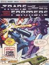 Cover for Transformers (Marvel UK, 1984 series) #25