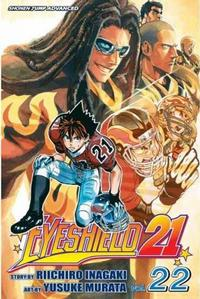Cover Thumbnail for Eyeshield 21 (Viz, 2005 series) #22