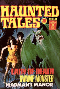Cover for Haunted Tales (K. G. Murray, 1973 series) #8