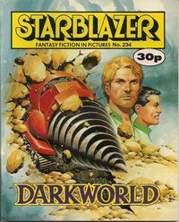 Cover Thumbnail for Starblazer (D.C. Thomson, 1979 series) #234