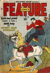 Cover for Feature Comics (Bell Features, 1949 series) #143