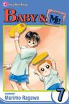 Cover for Baby & Me (Viz, 2006 series) #7