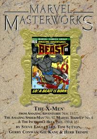 Cover Thumbnail for Marvel Masterworks: The X-Men (Marvel, 2003 series) #7 (105) [Limited Variant Edition]