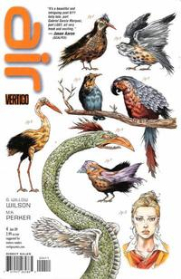 Cover Thumbnail for Air (DC, 2008 series) #4