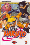 Cover for Naruto (Bonnier Carlsen, 2006 series) #2