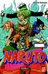 Cover for Naruto (Bonnier Carlsen, 2006 series) #5