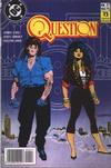 Cover for Question (Zinco, 1988 series) #27