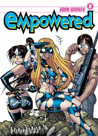 Cover Thumbnail for Empowered (Dark Horse, 2007 series) #2