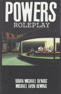 Cover Thumbnail for Powers (Image, 2000 series) #2 - Roleplay
