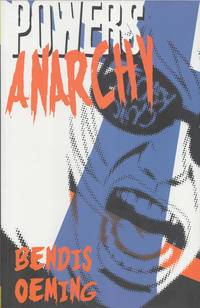 Cover Thumbnail for Powers (Image, 2000 series) #5 - Anarchy