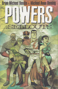 Cover Thumbnail for Powers (Marvel, 2004 series) #6 - The Sellouts