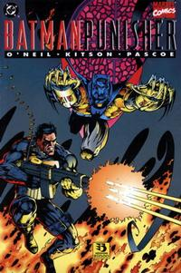 Cover Thumbnail for Batman / Punisher: Lago de Fuego (Zinco, 1994 series)