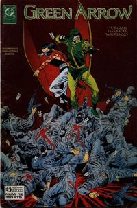 Cover Thumbnail for Green Arrow (Zinco, 1989 series) #12