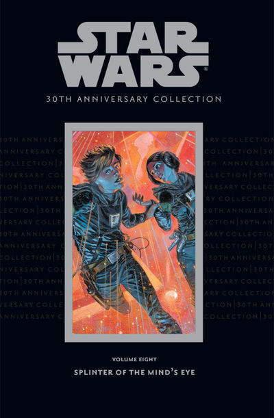 Cover for Star Wars: 30th Anniversary Collection (Dark Horse, 2007 series) #8 - Splinter of the Mind's Eye