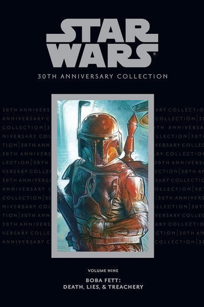 Cover for Star Wars: 30th Anniversary Collection (2007 series) #9 - Death, Lies, & Treachery