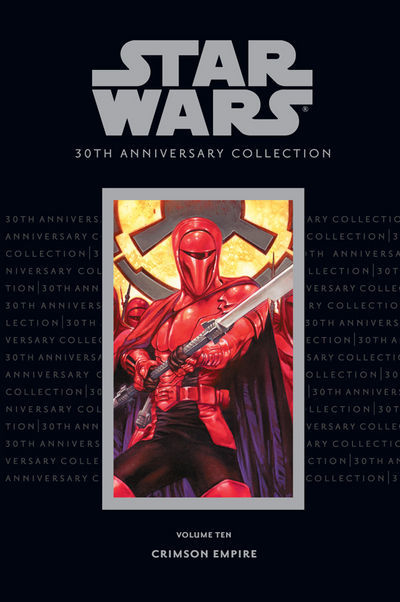 Cover for Star Wars: 30th Anniversary Collection (Dark Horse, 2007 series) #10 - Crimson Empire