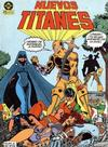 Cover for Nuevos Titanes (Zinco, 1984 series) #2