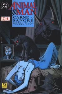 Cover Thumbnail for Animal Man. Carne Y Sangre (Zinco, 1993 series) #2