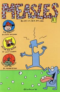 Cover Thumbnail for Measles (Fantagraphics, 1998 series) #7