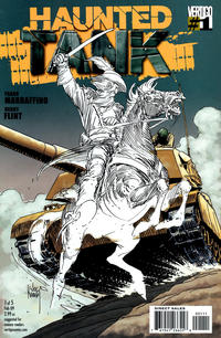Cover Thumbnail for The Haunted Tank (DC, 2009 series) #1 [Joe Kubert Cover]