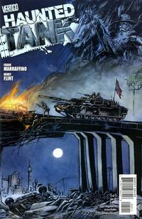 Cover Thumbnail for The Haunted Tank (DC, 2009 series) #5