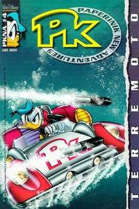 Cover Thumbnail for Pk Paperinik New Adventures (The Walt Disney Company Italia, 1996 series) #4