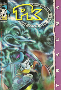 Cover Thumbnail for Pk Paperinik New Adventures (The Walt Disney Company Italia, 1996 series) #10
