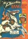Cover for The Phantom Ranger (Frew Publications, 1948 series) #1